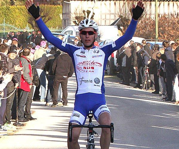 Victoire d'Aurélien Lionnet à Onjon