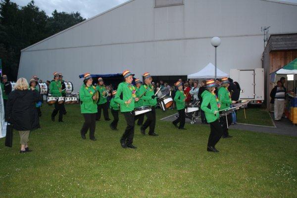 """LE GROUPE """"LYS PARADE"""" à Avelin (Nord) le 13 juillet 2012"""