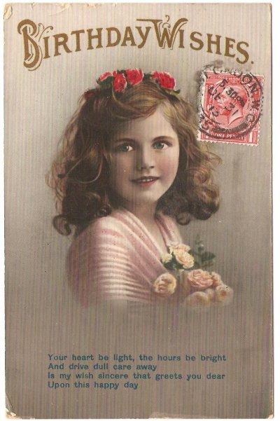 Cartes postales trouvées sur une brocante en Bretagne le week-end dernier