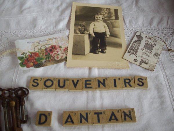 Souvenirs d'Antan