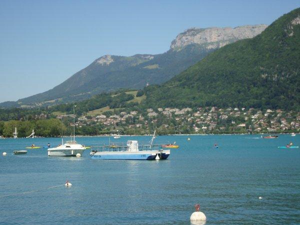 Quelques photos de ma petite semaine de vacances en Savoie