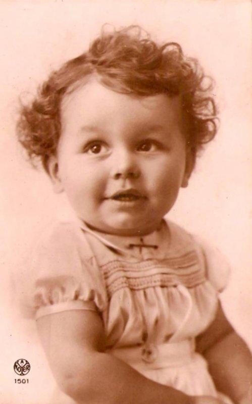 Un joli bébé
