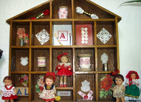 Quelques petites poupées Ari de ma collection et autres