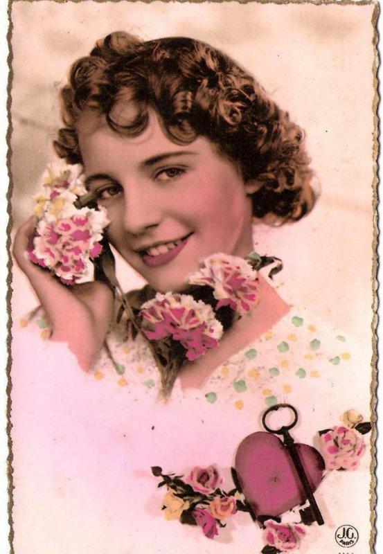 Encore de jolies cartes postales de ma collection