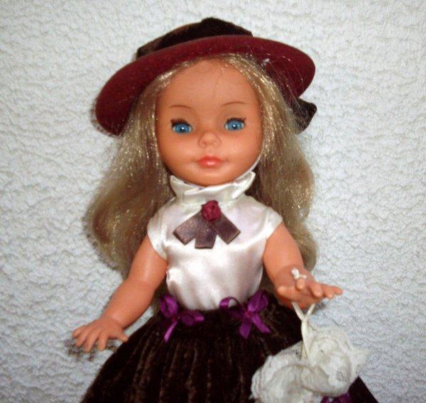 Le Cadeau de ma Nièce Geneviève du salon de Wambrechies