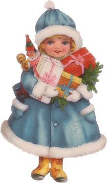 Un très bonne fête de St Nicolas  à tous les petits enfants