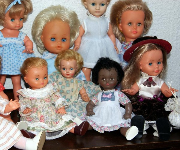 Photo de groupe de mes petites Bella