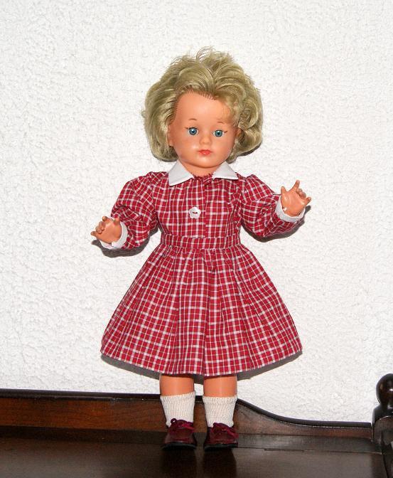 Ma petite poupée Allemande