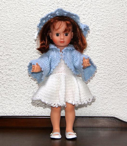 2 ) Les tenues de Marie- Françoise