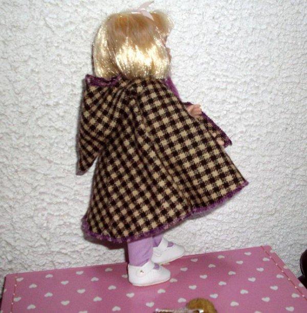 La journée de ma poupée de Petitcollin