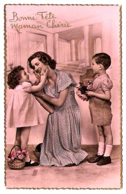 Une très bonne fête des mamans