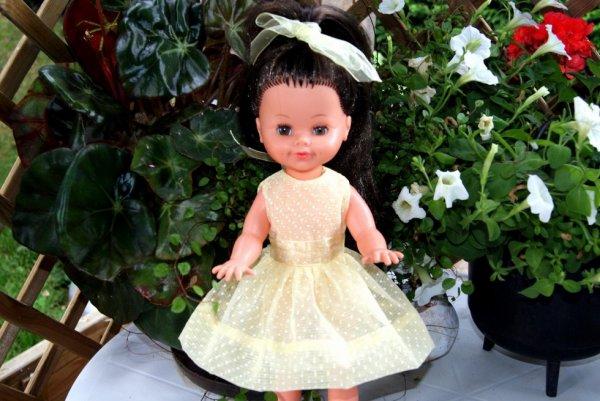 Une petite robe pour une petite Bella