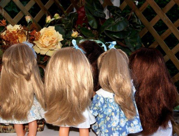 Petites poupées Corolle