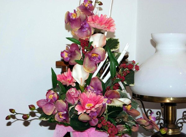 Un autre bouquet de fleurs