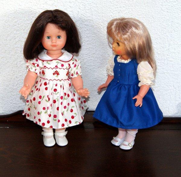 Emilie est sa nouvelle robe