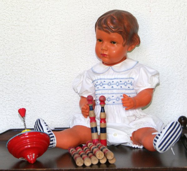 Claudinet et ses jouets