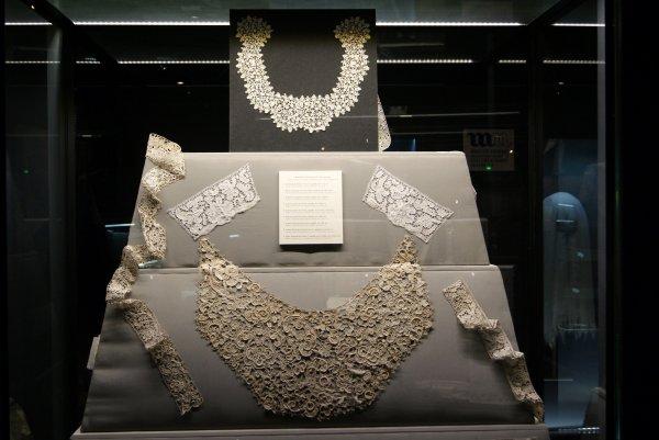 Visite du Musée des Beaux-Arts et de la Dentelle  de la Ville d'Alençon