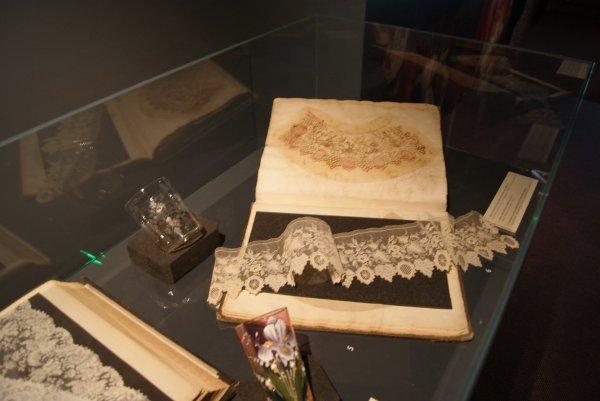 Suite de la visite du Musée des Beaux-Arts et de la Dentelle de la Ville d'Alençon