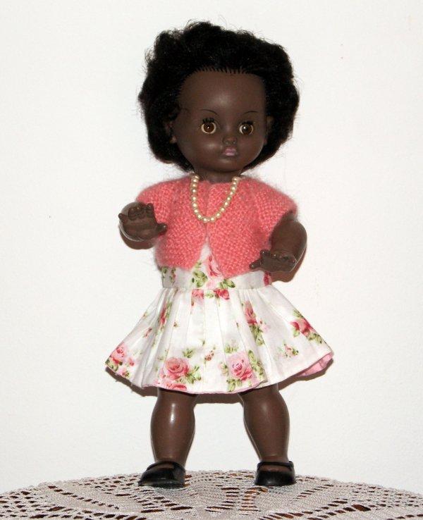 Mes poupées Bella Noires.