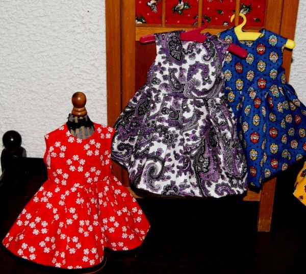 Mes dernières petites robes Provençales