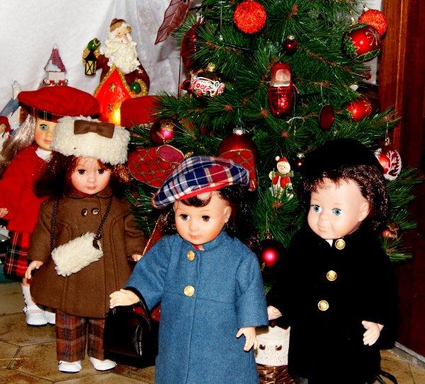 En avant pour le marché de Noël