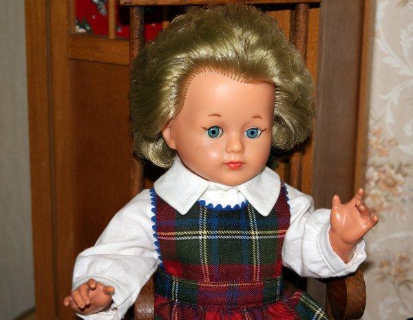 Mes poupées  Schildkrot modèle Kathe Kruse