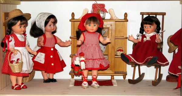 Encore une tenue rouge