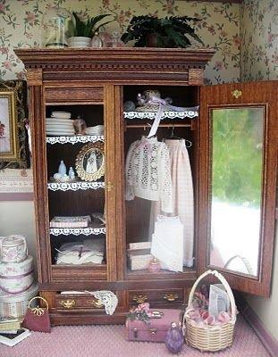De jolies petites armoires