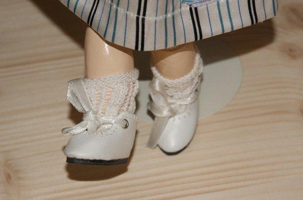 Les petites chaussettes de Bleuette