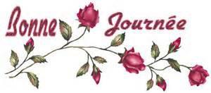 Bleuette et Loulotte vous souhaitent une très bonne journée