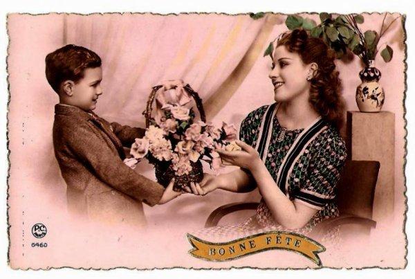 Une très bonne fête à toutes les Maman