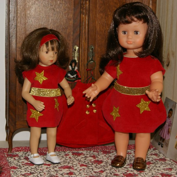 Emilie et Jeanne préparent déjà les fêtes de fin d'année