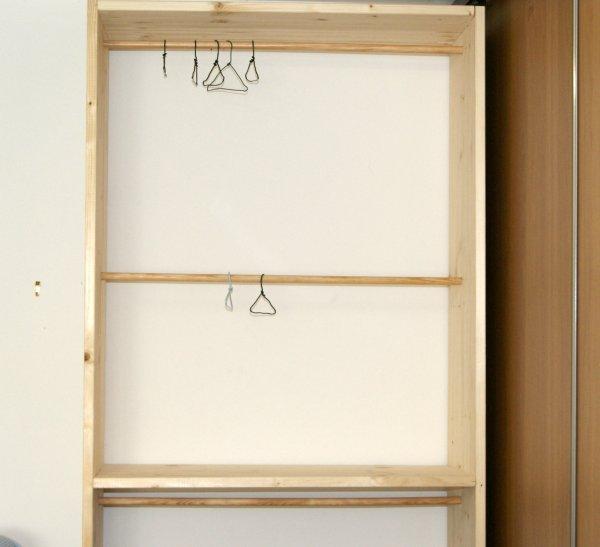 Une nouvelle armoire