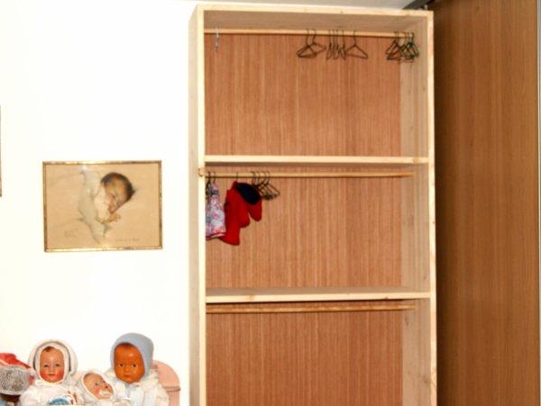 Une nouvelle armoire . suite
