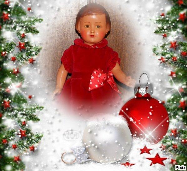 Joyeux Noël à vous toutes