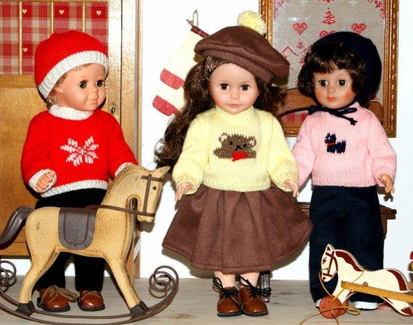 Louise et ses amies