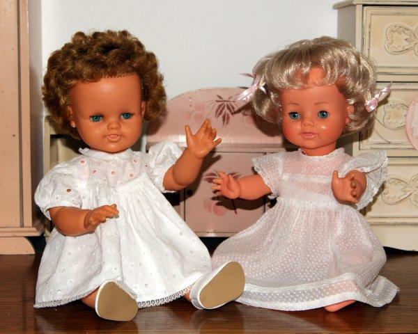Claudine et Catherine