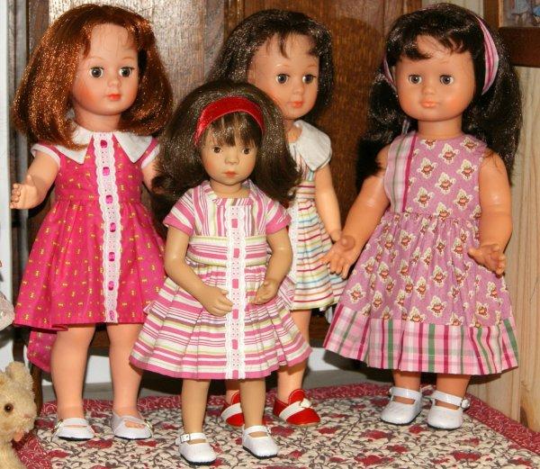 Mes petites demoiselles