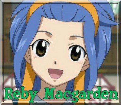 Présentation de Reby Macgarden