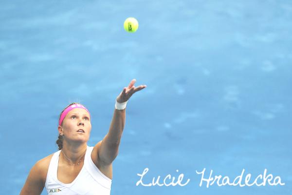 Qui est Lucie Hradecka ?