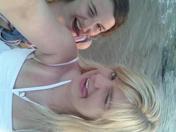 Avec Ma tite Couz