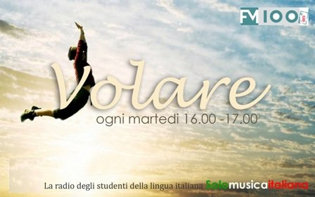 """""""VOLAREVOLANDO"""" SULLE ALI DELLA MUSICA E DELLA CULTURA ITALIANA"""