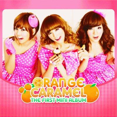 Orange Caramel   # Article n°2