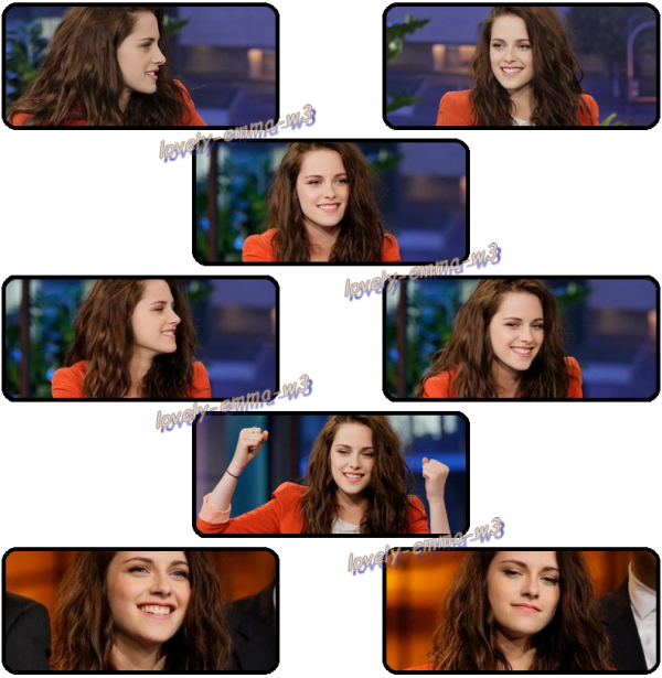 04 & 07.04.12 : The Tonight Show with Jay Leno & Jimmy Kimmel Live & Met Gala