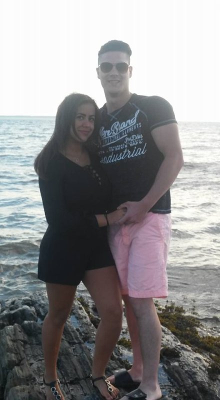 mon fils et sa copine