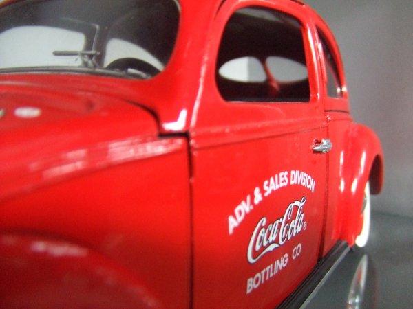 Coccinelle Split 1951 Coca-Cola