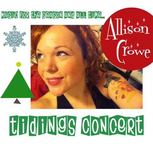 Fun Universe Brings Allison Crowe's Music Home this Holiday Season