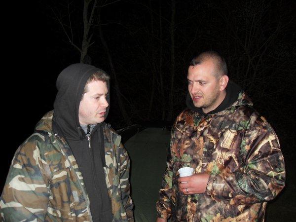 sortie de la Team 78  Avril 2012..