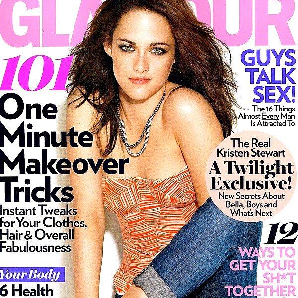 Kristen fait la couverture du magazine Glamour US du mois de novembre 2011 ! Et en prime, un shoot de la belle. Perso, elle est magnifique notre Kstew♥! :D