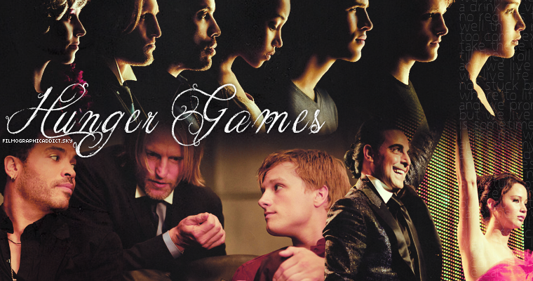★Film a l'affiche: Hunger Games!★